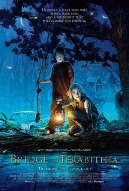 Bridge To Terabithia 2007 Movie Poster