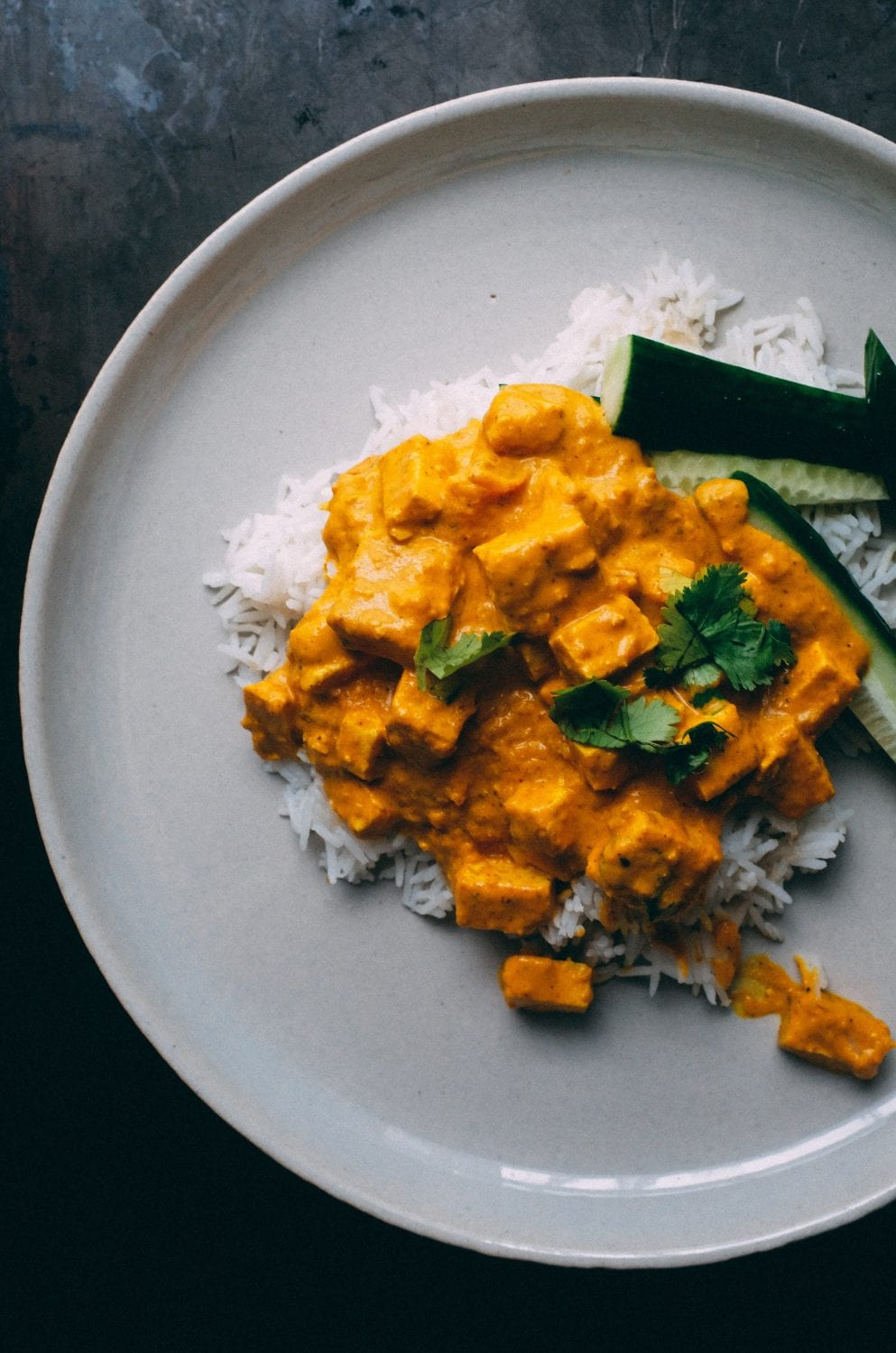 Chicken Curry feature photo